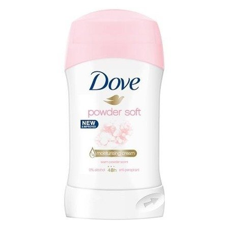 Dove Powder Soft antyperspirant sztyft 40ml