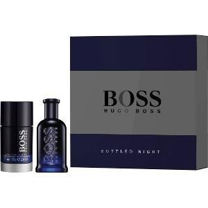 Hugo Boss No.6 Bottled Night Woda toaletowa 50ml+ Dezodorant w sztyfcie 75ml  (Zestaw)