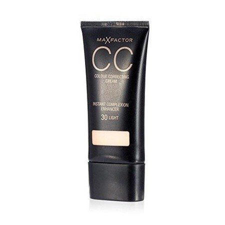 Max Factor CC Colour Correcting Cream SPF10 krem korygujący koloryt skóry 30 Light 30ml