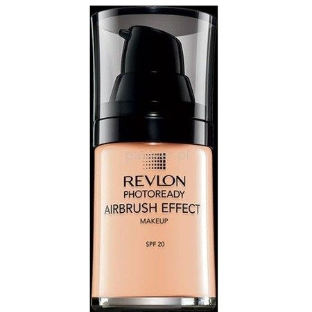 Revlon PhotoReady Airbrush Effect podkład do twarzy 004 Nude 30ml